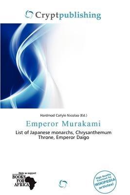 Emperor Murakami (Paperback): Hardmod Carlyle Nicolao