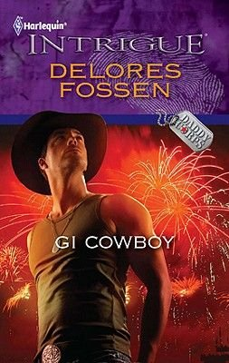 GI Cowboy (Electronic book text): Delores Fossen