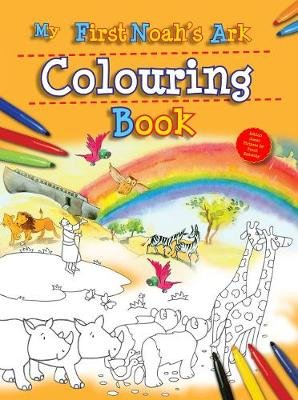 My First Noah's Ark Colouring Book (Paperback): James Bethan