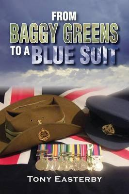 From Baggy Greens to a Blue Suit (Paperback): Tony Easterby