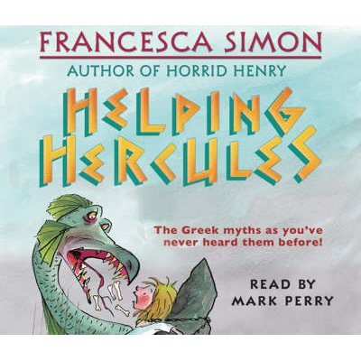 Helping Hercules (Abridged, Downloadable audio file, Abridged edition): Francesca Simon