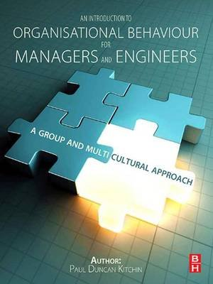 An Introduction to Organisational Behaviour for Managers and Engineers (Hardcover): Duncan Kitchin