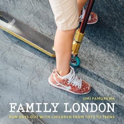 Family London (Paperback): Jimi Famurewa