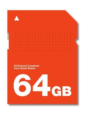 64 GB - 64 Bright New Creatives from Great Britain (Paperback): Victionary