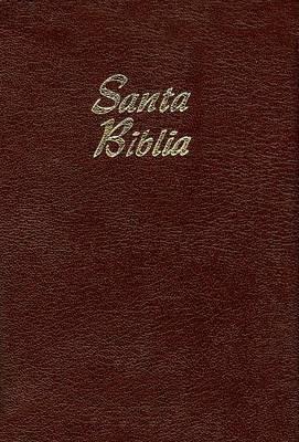 Pocket Bible-Rvr 1960 (Spanish, Leather / fine binding): American