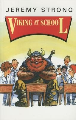 Viking at School (Large print, Paperback, Large Print edition): Jeremy Strong