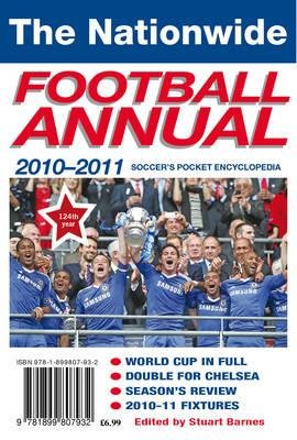 Nationwide Annual 2010 - Soccer's Pocket Encyclopedia (Paperback): Stuart Barnes