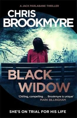 Black Widow (Paperback): Chris Brookmyre