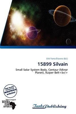15899 Silvain (Paperback): Erik Yama Tienne