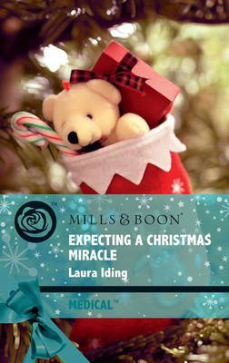 Expecting a Christmas Miracle (Electronic book text, ePub First edition): Laura Iding