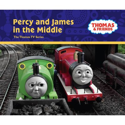Percy and James in the Middle (Hardcover):