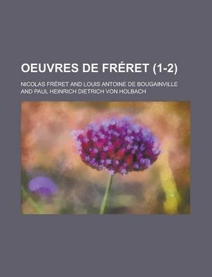 Oeuvres de Freret (1-2) (English, French, Paperback): Nicolas Freret