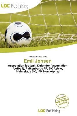 Emil Jensen (Paperback): Timoteus Elmo
