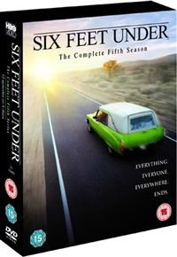Six Feet Under: The Complete Fifth Series (DVD): Richard Jenkins, Frances Conroy, Freddy Rodríguez, Jeremy Sisto, Lauren...