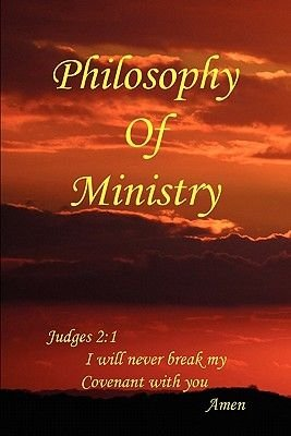 Philosophy of Ministry (Paperback): Major Morrison