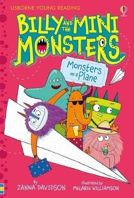Billy and the Mini Monsters 4: Monsters On A Plane (Hardcover, New Edition): Zanna Davidson