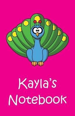 Kayla's Notebook (Paperback): Kayla