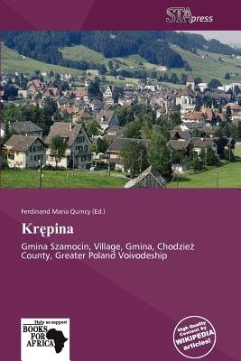 Kr Pina (Paperback): Ferdinand Maria Quincy