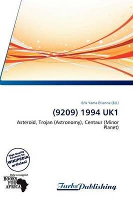 (9209) 1994 Uk1 (Paperback): Erik Yama Tienne
