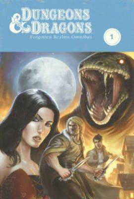 Dungeons & Dragons - Forgotten Realms Omnibus (Paperback): Lee Ferguson, David Baldeon, Agustin Padilla