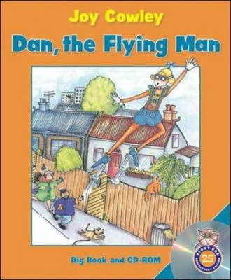 Dan, the Flying Man Big Book and CD-ROM (Level 6) (Paperback, 25th Anniversary ed of Australian ed of 2nd revised ed): Joy...