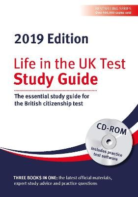 Life in the UK Test: Study Guide & CD ROM 2019 - The essential study guide for the British citizenship test (CD-ROM, Features...