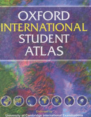 Oxford International Student Atlas (Paperback): Patrick Wiegand