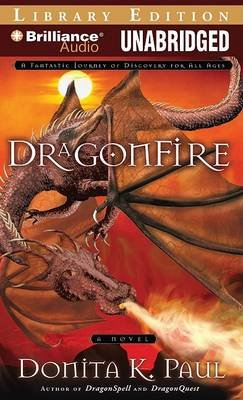 Dragonfire (MP3 format, CD, Library): Donita K Paul