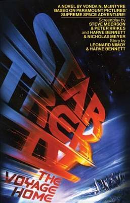 Star Trek IV - The Voyage Home (Electronic book text): Vonda N. McIntyre
