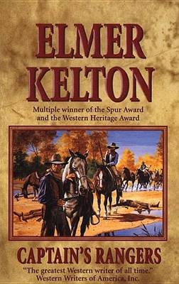 Captain's Rangers (Electronic book text): Elmer Kelton
