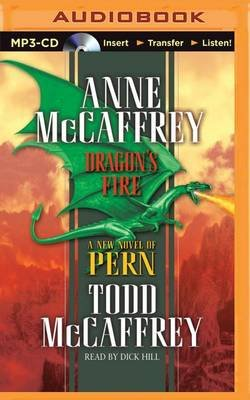 Dragon's Fire (MP3 format, CD): Anne McCaffrey, Todd McCaffrey