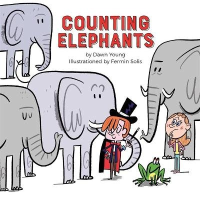 Counting Elephants (Hardcover): Dawn Young