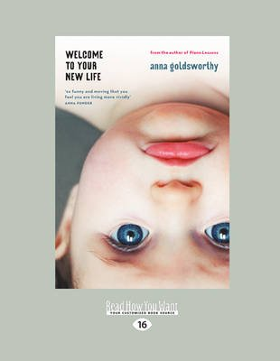 Welcome to Your New Life (Large print, Paperback, [Large Print]): Anna Goldsworthy