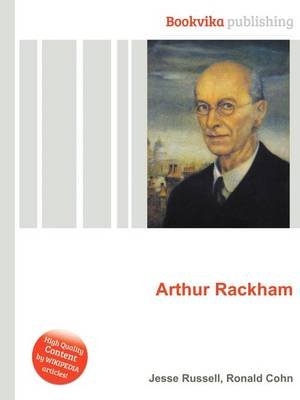 Arthur Rackham (Paperback): Jesse Russell, Ronald Cohn