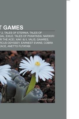 Telenet Games - Tales of Destiny 2, Tales of Eternia, Tales