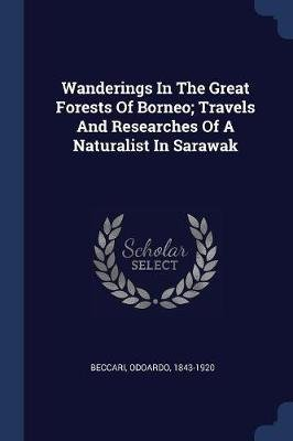 Wanderings in the Great Forests of Borneo; Travels and Researches of a Naturalist in Sarawak (Paperback): Beccari Odoardo...