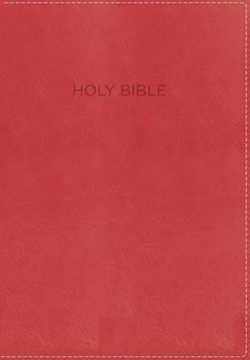 NKJV, Foundation Study Bible, Imitation Leather, Red, Red Letter Edition (Leather / fine binding, Red Letter Edition): Thomas...