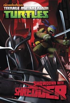 Showdown with Shredder (Paperback): Matthew J. Gilbert
