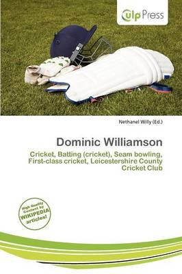 Dominic Williamson (Paperback): Nethanel Willy