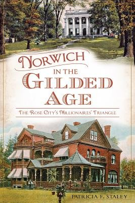 Norwich in the Gilded Age - The Rose City's Millionaires' Triangle (Electronic book text): Patricia F Staley