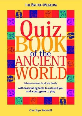 The British Museum Quiz Book (Paperback): Carolyn Howitt