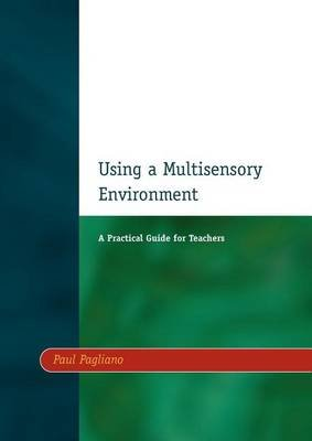 Using a Multisensory Environment: A Practical Guide for Teachers (Electronic book text): Paul Pagliano