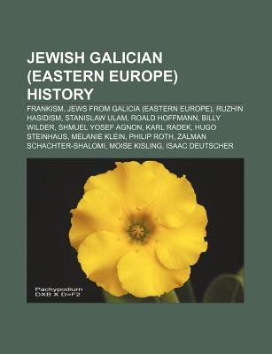 Jewish Galician (Eastern Europe) History - Frankism, Jews