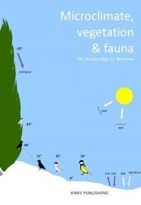 Microclimate, Vegetation & Fauna (Hardcover, 2nd edition): Philip Stoutjesdijk, Jan J. Barkman