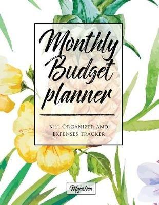 my home budget planner monthy bill organizer expense tracker