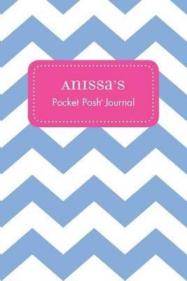 Anissa's Pocket Posh Journal, Chevron (Paperback): Andrews McMeel Publishing