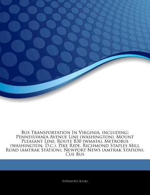 Articles on Bus Transportation in Virginia, Including