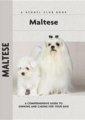 Maltese (Electronic book text): Juliette Cunliffe