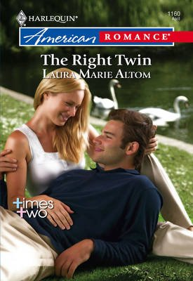 The Right Twin (Electronic book text, ePub First edition): Laura Marie Altom