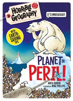 Planet in Peril (Paperback, 2nd edition): Scholastic, Anita Ganeri